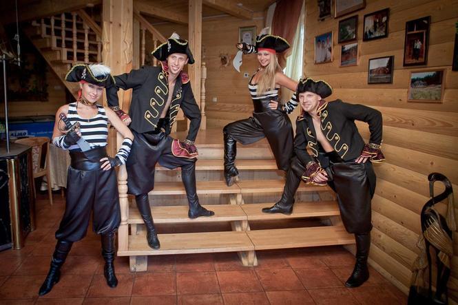фото вечеринок в пиратском стиле