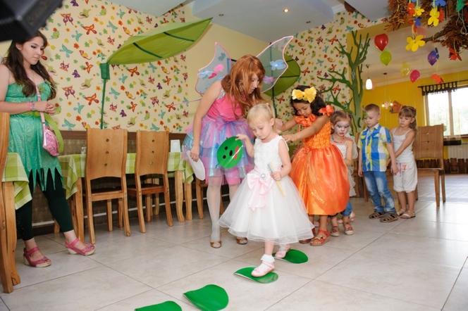 Сценарий к детскому празднику с фей